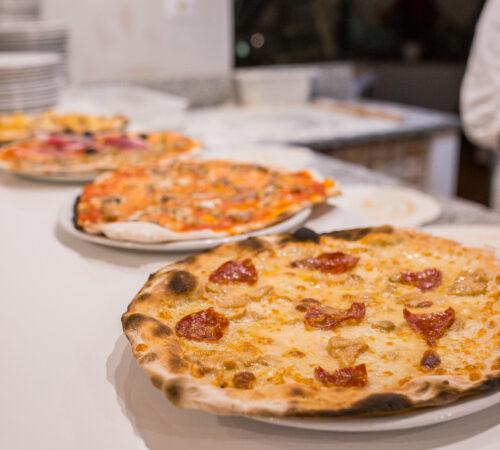 Tutte le sere giro pizza